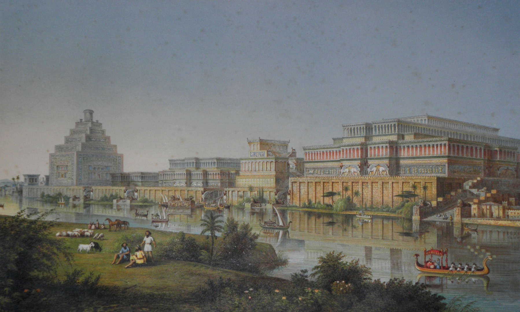 a history of the second temple period in babylon The second temple era spanned 420 years, ending with the romans' destruction of the holy temple in 70 ce but for much of this period, judea was under foreign domination.