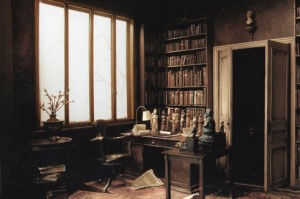 Charles Matton, Freud's Room