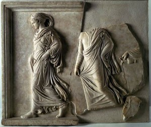 """The Gradiva"" (Vatican Museums)"